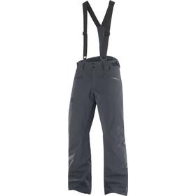 Salomon Force Pantalones Hombre, gris